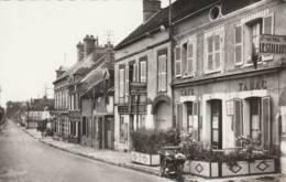 Cerisiers  - Grande  Rue   - Cpsm Petit Format  - Scan Recto-versp - Cerisiers