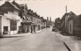 Cosne D' Allier - Grande Rue ( Garage  Lachaniette )  - Cpsm Petit Format  - Scan Recto-versp - Francia