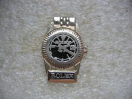 Pin's Montre De Marque ROLEX - Badges