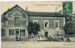 91 - EPINAY SUR ORGE - Hôtel De La Gare. - Epinay-sur-Orge