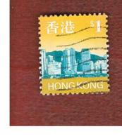 HONG KONG - SG 851  -  1997  SKYLINE  1,00   - USED ° - 1997-... Région Administrative Chinoise