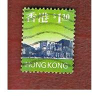 HONG KONG - SG 853  -  1997  SKYLINE  1,30   - USED ° - 1997-... Région Administrative Chinoise