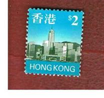 HONG KONG - SG 856  -  1997  SKYLINE  2,00   - USED ° - 1997-... Région Administrative Chinoise