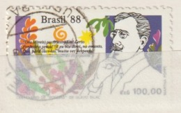 BRAZILIË / BRASIL - 1988 - YT Nr.1889 - Mi Nr.2270 - Gebraucht/gestempeld/Oblit./Used - ° - Brésil
