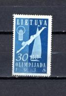 Lituania  1938  .-   Y&T  Nº    364 - Lituania