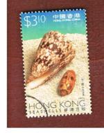 HONG KONG - SG 913  -  1997  SEA SHELLS: CONE  - USED ° - 1997-... Région Administrative Chinoise