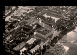 ! KÜSTRIN, Kostrzyn Nad Odra, Modernerer Abzug Von Luftbild Aus 1938, Nr. 36247,  Format 18 X 13 Cm - Polen