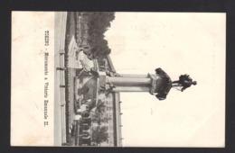 16017 Torino - Monumento A Vittorio Emanuele II F - Fiume Po