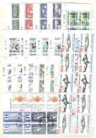 Groenland Collection De Blocs De 4 Oblitérés Années 80/90. Bonnes Valeurs. B/TB. A Saisir! - Groenlandia