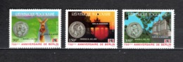 TOGO N° PA 639 à 641  NEUFS SANS CHARNIERE COTE  6.50€  BERLIN  EMPEREUR  MONUMENT - Togo (1960-...)