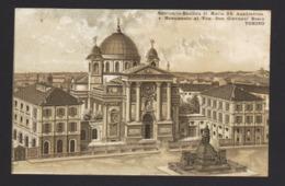 16020 Torino - Santuario Basilica Di Maria SS Ausiliatrice E Monumento Al Ven Don Giovanni Bosco F - Churches