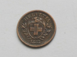 1 Centime Rappen  1882 B - Suisse - Switzerland  **** EN ACHAT IMMEDIAT **** - Suisse