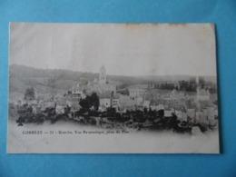 CPA - UZERCHE - Vue Panoramique Prise De Pleu - Uzerche