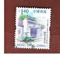 HONG KONG - SG 979  -  1999  TOURISM: RAILWAY MUSEUM (24X29)  - USED ° - 1997-... Région Administrative Chinoise