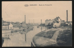 CHARLEROI   ROUTE DE PHILIPEVILLE - Charleroi
