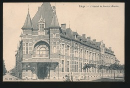 LIEGE  L'HOPITAL DE BAVIERE   ENTREE - Charleroi