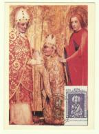 1997 St. Adelbert Of Prag  MC Maximum Card  Vatican - Christentum