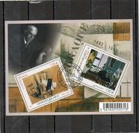 FRANCE   Feuillet 2 Timbres 1,55 €     2013   Y&T: F4800   Georges Braque   Oblitéré - Sheetlets
