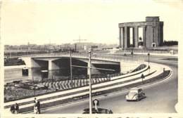 Nieuport - Le Monument Roi Albert Et Le Pont De L' Yser - Nieuwpoort
