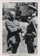 Propaganda  Karte, Generalfeldmarschall Vin Brauchitsch Mit Von Bock - Weltkrieg 1939-45