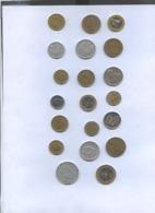 20 Pièces De Collection De  MONACO - Monaco