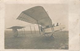 FARMAN F20 Sur CP Photo - Pilote Et Observateur - 1914-1918: 1st War