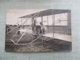 CPA PHOTO AVION ANIMEE - ....-1914: Précurseurs