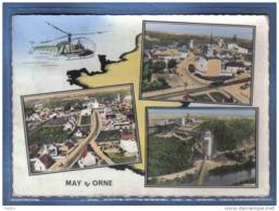 Carte Postale 14. May Sur Orne  Vue D'hélicoptère  Trés Beau Plan - Ohne Zuordnung