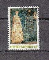 NATIONS  UNIES  VIENNE   1981    N° 19  OBLITERE   CATALOGUE YVERT - Centre International De Vienne