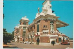 Calvados : DEAUVILLE : Les  Tribunes De L '  Hippodrome  1997 - Deauville