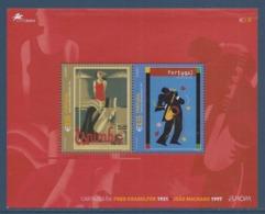 Portugal - Europa - Yt N° BF 190 - Neuf Sans Charnière - 2003 - Blocks & Sheetlets
