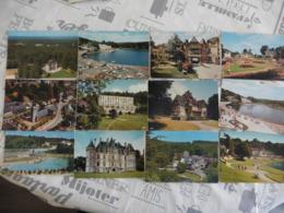 LOT  DE 2850  CARTES  POSTALES   DE  FRANCE - Cartes Postales
