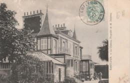 Le Chateau Propriété De Mr DELETTREZ - Barfleur