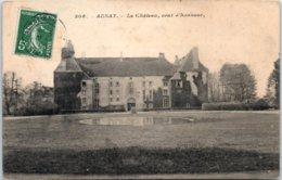 58 - AUNAY En BAZOIS --  Le Château , Cour D'honneur - Otros Municipios