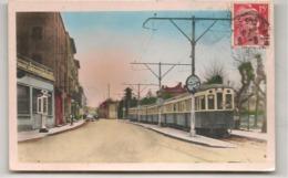 Neuville Sur Saone - Le Train Bleu -  CPSM° - Neuville Sur Saone