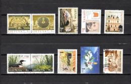 Lituania   2005  .-  Y&T  Nº  763/764-765-766-768-769/770-771-774-776 - Lituania