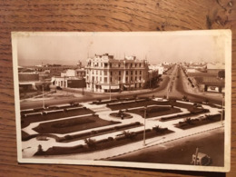 CPA,MAROC - CASABLANCA - Place Albert 1er,éd La Cigogne CASABLANCA, écrite - Casablanca