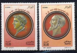 Année 2005-N°1430/1431 Neufs**MNH : Rois Numides : Ptolémée/Syphax - Algerien (1962-...)