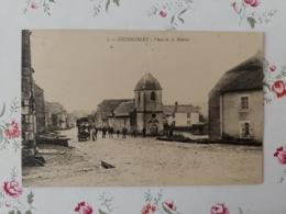 Gesincourt Place De La Mairie Haute Saône Franche Comté - France