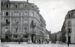 (124)  CPA   Basel  Hammerstrasse  (bon Etat) - BS Basel-Stadt