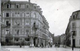 (124)  CPA   Basel  Hammerstrasse  (bon Etat) - BS Basle-Town