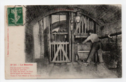 - CPA MINES DE LENS (62) - Le Beurtia 1908 - Photo-Edition Moraux-Delannoy N° 24 - - Lens