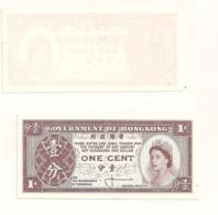 One Cent - Hong Kong