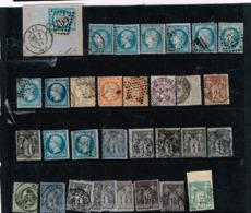 France Anciens Timbres à Identifier - Collections (sans Albums)