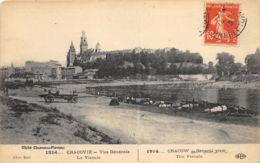 Cracovie - La Vistule - Polen