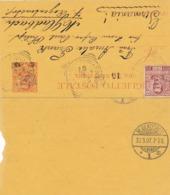 Postal Letter Card , Italy , 1907 - Italien