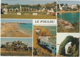 Finsitère : LE   POULDU : Vues   1994 - Le Pouldu