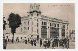 - CPA TARBES (65) - L'Hôtel Des Postes (belle Animation) - Edition G. L. N° 2 - - Tarbes