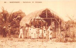 Martinique - Animée, Gallodrome De Campagne - Non Classés
