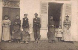 18 VIGNOUX SUR BARANGEON (Divot Charpigny Maréchal) Photographie Faure à Vierzon - France